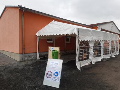 Vorschaubild der Meldung: BSW bringt Testzentrum in Colditz