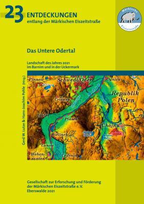 Landschaft des Jahres 2021 - Das Untere Odertal - Heft 23 erschienen