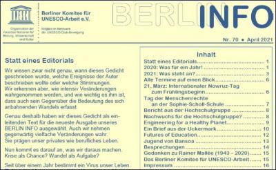 BERLIN INFO 70