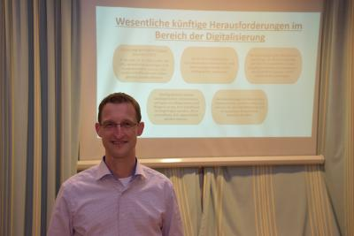 Foto zur Meldung: Die Amtsverwaltung Schafflund wird digital