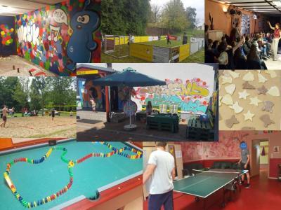 Jugendclub Ketzin/Havel geöffnet