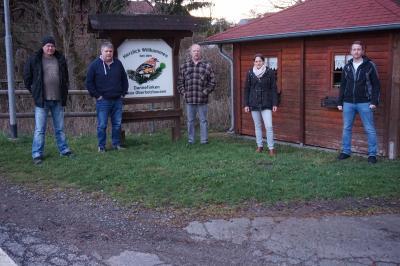 Foto zur Meldung: Neuer Ortsbeirat in Oberholzhausen
