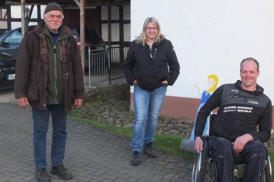Foto zur Meldung: Neuer Ortsbeirat in Altenhaina