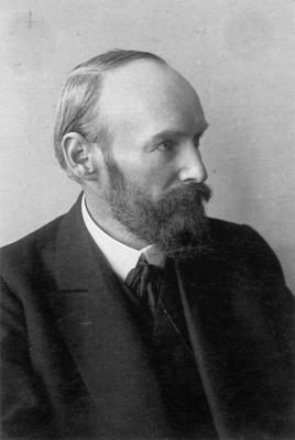 Christian Morgenstern um 1913