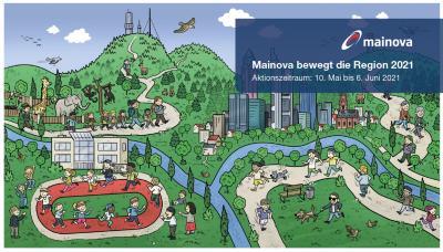 """Foto zur Meldung: Wettbewerb """"Mainova bewegt die Region"""""""