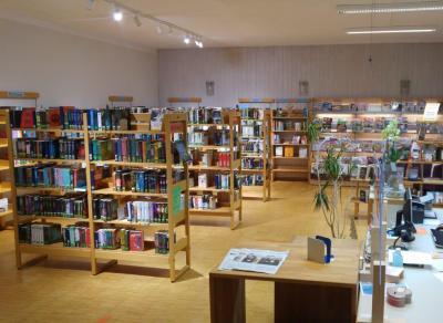 Die Gemeindebücherei zieht Bilanz