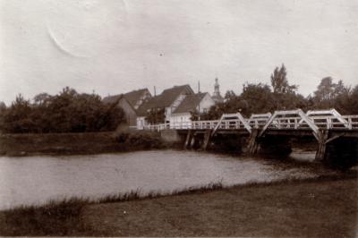 alte Brücke Wahrenbrück