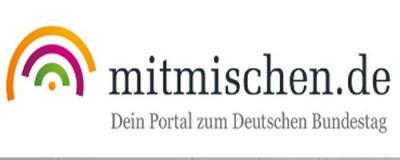 Mitmischen Logo