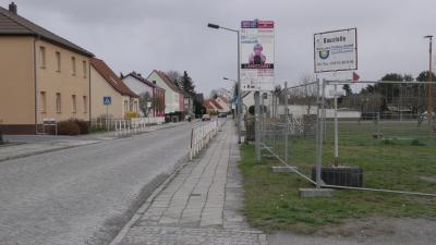Foto zur Meldung: Naundorfer Straße wird grundhaft saniert