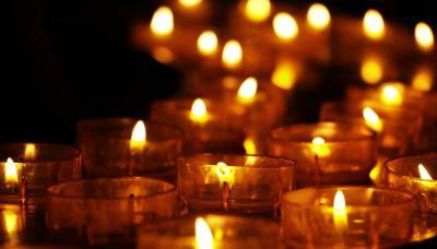Gedenken für die Verstorbenen der Corona-Pandemie