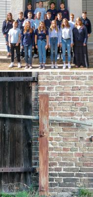 Klasse 9b gewinnt Fotowettbewerb der Evangelischen Schulstiftung