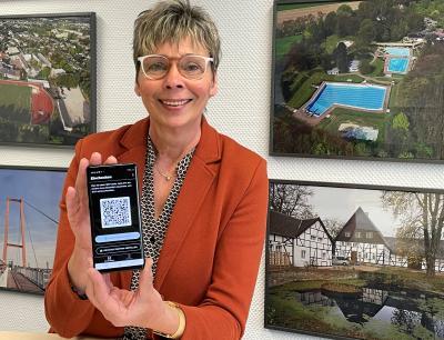 """Foto zur Meldung: """"luca"""" App bei der Gemeinde Holzwickede"""