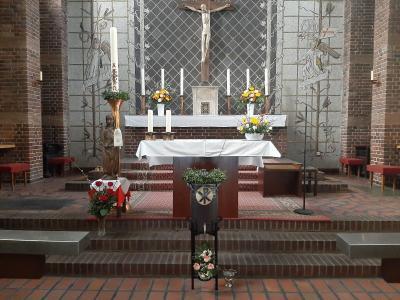 St. Martin zur Osteraktav 2021