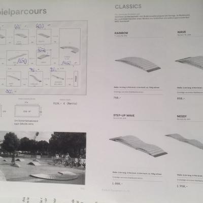 Foto zur Meldung: 7949 Euro Fördergelder für Skills Parcours Merzhausen