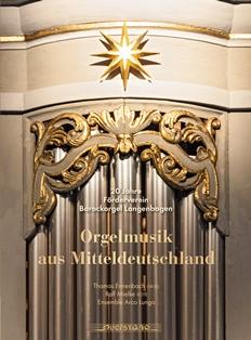 """Verkauf der CD-Neuerscheinung """"Orgelmusik aus Mitteldeutschland"""" hat begonnen."""
