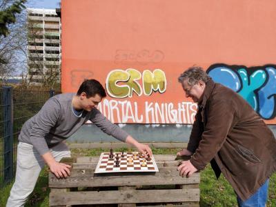 Bild der Meldung: Neu am GESP - die Schach-AG!