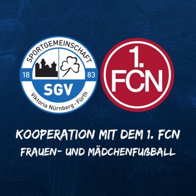 Kooperation SGV und FCN