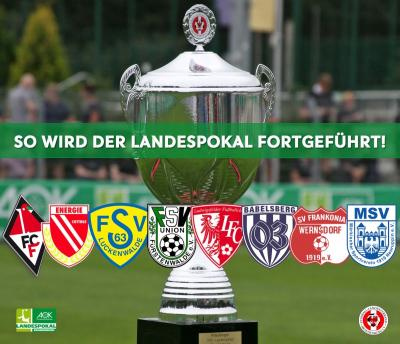 Landespokal soll mit vier Mannschaften zu Ende geführt werden