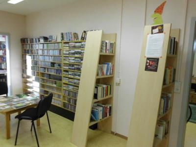 Bibliothek Stadtroda