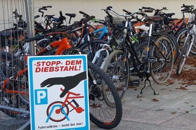 Foto zur Meldung: Termin zur kostenfreien Codieren von Fahrrädern