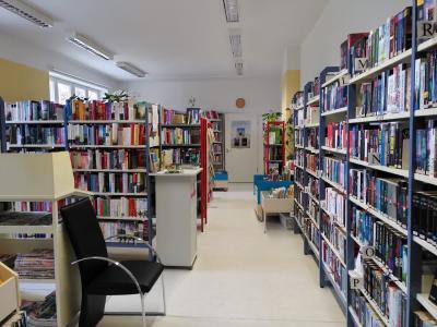 Foto zu Meldung: Bibliothek wieder geschlossen