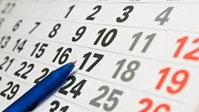 Unterrichtsorganisation vom 19. bis 23. April 2021