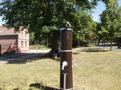 Vom Dorfanger zum Friedhof wird der Weg führen © Gemeinde Rangsdorf - AL22