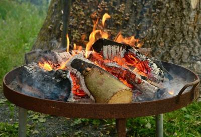 Foto zur Meldung: Wichtige Informationen zu Verbrennungsanzeigen -Gärtnerische Abfälle-Lagerfeuer-Feuertonne-