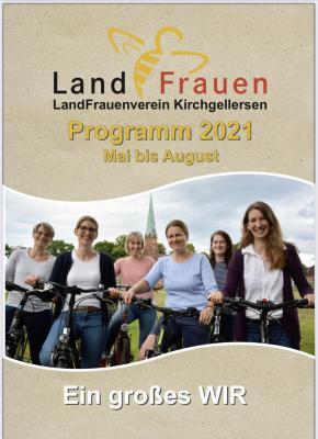 LandFrauenverein Kirchgellersen: aktuelles Programm Mai bis August