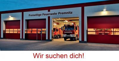 Wir suchen dich! - Freiwillige Feuerwehr Stadt Premnitz