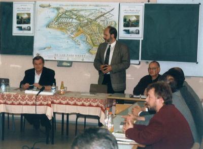 Bürgerbeteiligung hat in Großräschen eine lange Tradition. Bereits 1995 wurden in Projektwochen im Lehrbauhof die ersten Planungen zur Entwicklung in Großräschen Süd diskutiert.