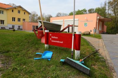 Frühjahrsputz in Hoppegarten