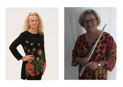 Ute Medde und Christiane Lankers-Kreisel, Früherziehungslehrkräfte
