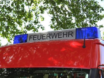 Feuerwehreinsatz in Dichtelbach
