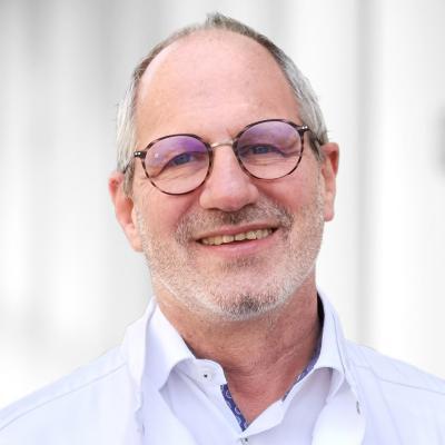 Dr. med. Michael Maasberg, Chefarzt der Inneren Medizin II am Evang. Krankenhaus Dierdorf/Selters (KHDS)