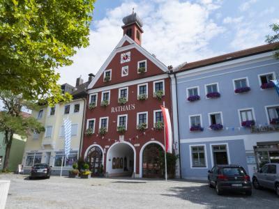 Foto zur Meldung: Schnelltestzentrum im Ortenburger Rathaus geht am Donnerstag, den 29. April in Betrieb