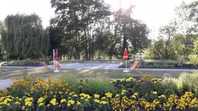 Foto zur Meldung: Optikpark wieder geöffnet