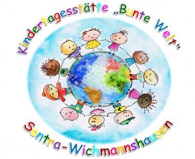 """Kindertagesstätte """"Bunte Welt"""" Wichmannshausen wegen Corona nur mit Notbetreuung"""