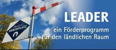 Förderung von Projekten in der LEADER-Region