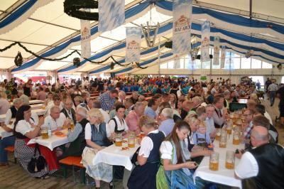 Bild der Meldung: Wallersdorfer Volksfest 2021 abgesagt