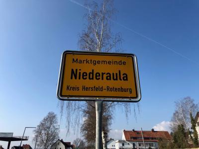 Bekanntmachung über einen Nachrücker in die Gemeindevertretung Niederaula