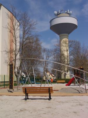 Stadt investiert in ihre Spielplätze