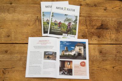 Erlebnismagazin der Welterberegion im neuen Design erschienen