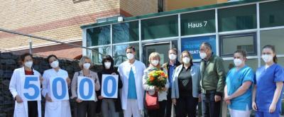 5 000 Impfdosen in Potsdam Mittelmarks Impfzentren verimpft