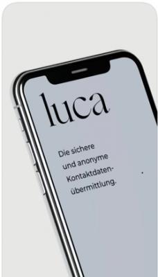 Symbolbild Luca-App