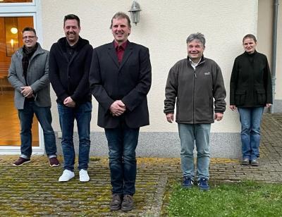 Neuer Ortsbeirat in Battenhausen