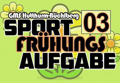 SportFrühlingsAufgabe 3