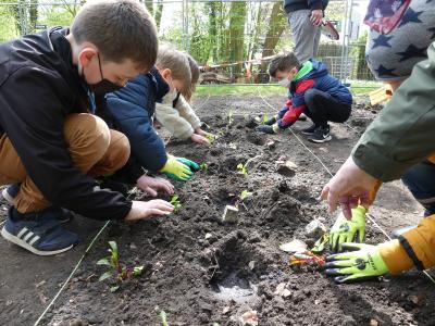 Kirchschule goes Ackerschule