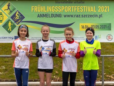 Foto zur Meldung: Das Internationale Frühlingssportfestival ist Geschichte