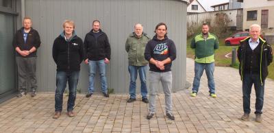 Foto zur Meldung: Neuer Ortsbeirat in Löhlbach